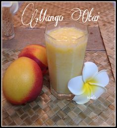 Mango Otai: We tried this for the first time yesterday (12 June 2014) and it was sooo good! We got it from a roadside stand while on the way home from the beach.