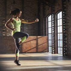 e81addcfa5597 7 8-Leggings Cardio 100. CrosstrainingDecathlonTrainerCardioWomen s.  Fitness Bekleidung Fitness ...