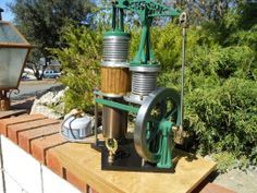 Stirling Engine  #StirlingEngine