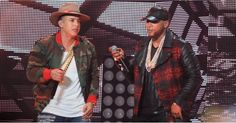 Daddy Yankee and Don Omar Had the Ultimate Reggaeton Battle at the 2016 Latin Billboards