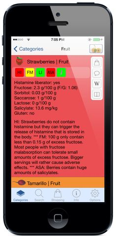 This app by Baliza is really excellent it rates foods by high, moderately high, medium low, and low by histamines. It also allows you to change for your own experience and filter for other intolerances.