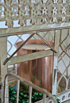 #copper Soy Candles, Ladder Decor, Copper, Handmade, Vintage, Home Decor, Hand Made, Decoration Home, Room Decor