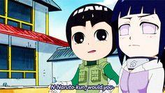 . Naruto, Hinata, Neji, Lee, Sakura