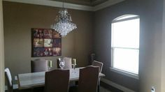 Another view of dining area.