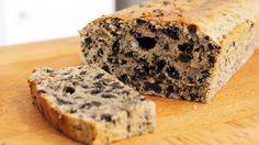 Eiscreme-Brot