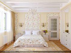 спальня в стиле прованс - Google'da Ara