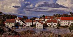 Brekkestø Norway, Mansions, House Styles, Home Decor, Mansion Houses, Homemade Home Decor, Villas, Luxury Houses, Interior Design