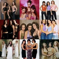 Power of three Serie Charmed, Charmed Tv Show, Holly Marie Combs, Rose Mcgowan, Alyssa Milano, Kaley Cuoco, Phoebe And Cole, Victor Webster, Julian Mcmahon