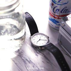 Stowa Antea Back to Bauhaus Minimalist Watch from KeepTheTime.com