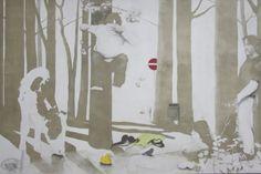 Ryszard Bolechaowski, The Woods