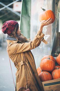 Pumpkin shopping | Vrouwonline.nl
