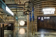 New experiential space in the Guinness Storehouse by LOVE, Dublin – Ireland » Retail Design Blog