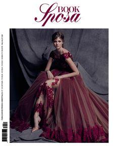 New cover issue!! Luisa Sposa. Ph.: Marco D'Amato.  #fashion #look #style #wedding #bride #weddingdress #ideas
