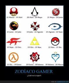 Zodíaco Gamer