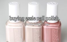 just girly things-they have the perfect colors!