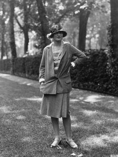 Coco Chanel 1929