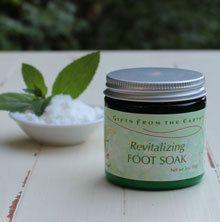 Revitalizing Foot Soak Invigorating foot soak to soften skin and wake feet up fr Waking Up Tired, Foot Soak, Skin Care Tips, Herbalism, Moisturizer, Journey, Earth, Skincare, Gifts