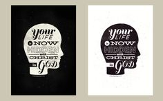 Typographic Verses Series - Johnathan Ogden - Colossians 3:3