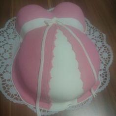 Babybauch Torte!
