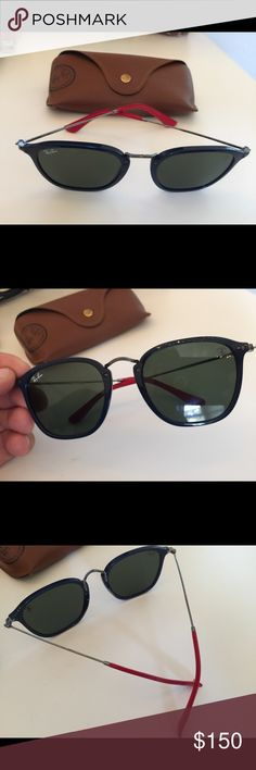 ce3cadba2ed Ray-Ban Scuderia Ferrari Collection I have an excellent condition pair of  Ray-ban