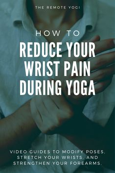 Yoga For Kids, Yoga For Men, Iyengar Yoga, Ashtanga Yoga, Wrist Pain, Yoga Philosophy, Yoga At Home, Restorative Yoga, Yoga Quotes