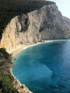 Gorgeous...Porto katsiki beach #Greece #Europe