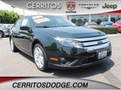 Used 2010 Ford Fusion for Sale in Cerritos, CA – TrueCar