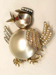Staret Bird Conductor Pin