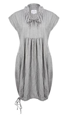 Masai Clothing Hannele Fitted Tunic in Org
