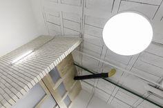 Clínica de fisioterapia, estética y pilates Sana Sana en Porriño (Pontevedra)  Proyecto: Nan Contract / Nan Arquitectos Fotografías: Iván Casal Nieto