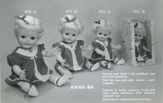 Anne Ba dukke i 3 størrelser Åsmund S. Lærdal