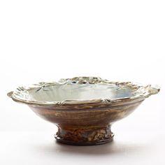 medium serving bowl - Contemporary Ceramics Wood Kiln, Living On The Edge, Contemporary Ceramics, Stoneware Clay, Serving Bowls, Decorative Bowls, Porcelain, Pottery, Medium
