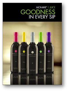 Monavie Product Juice