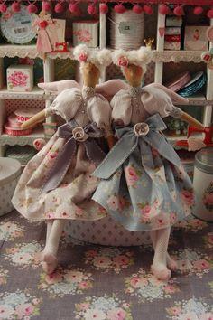 куклы тильда ♡