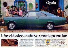 18928GM - CHEVROLET - OPALA - Um clássico cada vez mais popular.* S - 29x41-