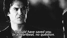 Ian Somerhalder AKA... Damon Salvatore ♥ gif