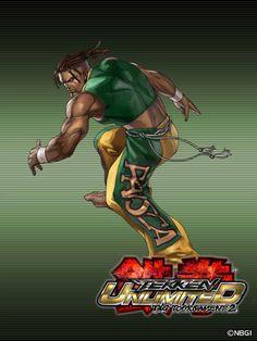 Tekken 7, Character Creation, Game Character, Tekken Tag Tournament 2, Marvel Fan Art, Post Apocalypse, Comic Games, Action Poses, Fighting Games