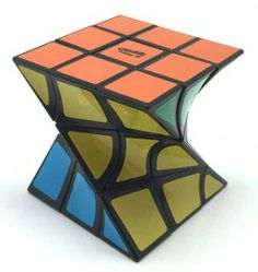 Oooooo, I so want this Eitan's Puzzle from Meffert's....