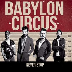 iTunes - Music - Never Stop by Babylon Circus