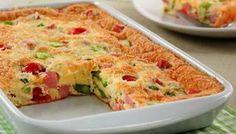 Receitas Saudáveis Para Saúde e Boa Forma: Omelete de forno http://1.bp.blogspot.com/-4O0gKXLADeY/T791-h7CbMI/AAAAAAAAAS4/dWHcAHPPJws/s320/Receita-de-Omelete-de-Forno.jpg