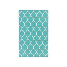 Artistic Weavers Hand-woven Nicole Lattice Cotton Area Rug (5' x 8') - Overstock Shopping - Great Deals on Artistic Weavers 5x8 - 6x9 Rugs