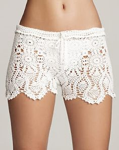 Perfect to go over bathing suit bottoms