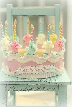 ♥♥♥Happy Birthday to You.Happy Birthday to You.Happy Birthday to YOU! Pretty Cakes, Cute Cakes, Beautiful Cakes, Amazing Cakes, Birthday Wishes, Birthday Cake, Birthday Parties, Birthday Greetings, Birthday Snacks