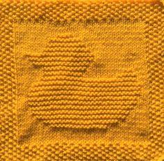 Knitted Dishcloth Patterns Free, Knitting Squares, Knitted Washcloths, Knit Dishcloth, Baby Knitting Patterns, Knitting Stitches, Free Knitting, Knitting Needles, Knitting Yarn