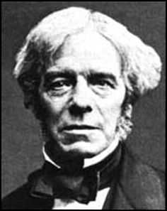 Michael Faraday, FRS (22 September 1791 – 25 August 1867) was a British scientist, chemist, physicist and philosopher in the fields of electromagnetism and electrochemistry. His main discoveries include that of the magnetic field, electromagnetic induction, diamagnetism and electrolysis. It is said that Einstein kept a photo of Faraday on his desk!