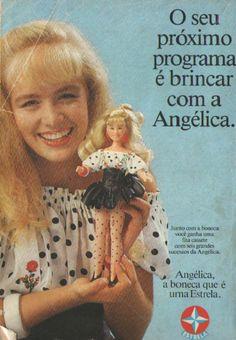 Boneca Angélica (1989)