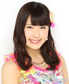 AKB48 - Team 4 - Nagisa Shibuya - Born in 1996. #Fashion #Jpop