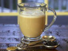 Fall-inspired London fog tea recipe