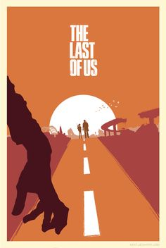 The Last of Us Poster Art.