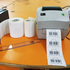 Simple to design and print customized barcode label as per your need